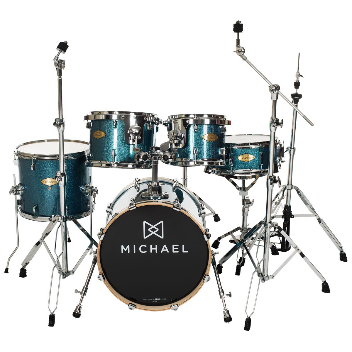 Bateria Acustica Michael Elevation DM852 BLS