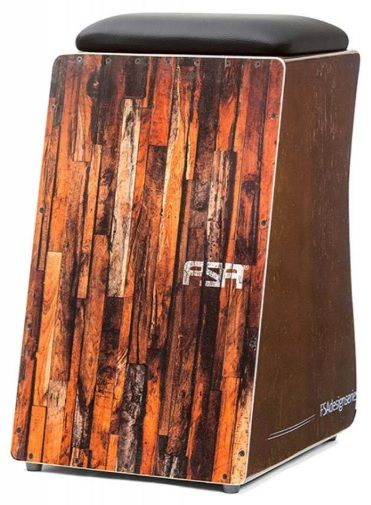 Cajon Inclinado FSA Design FC6627 Wood