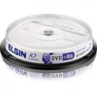DVD+R DL  8.5GB ELGIN PINO C/10 DUAL LAYER