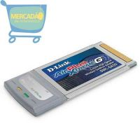 ADAPTADOR PCMCIA WIRELESS 108 MBPD D-LINK DWL-G650