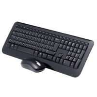 Teclado e Mouse Wireless Microsoft Desk 800 2LF-00023