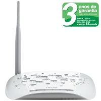 Repetidor Access Point Wireless TPLink 150Mbps Lite N TL-WA701ND