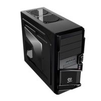 Gabinete Thermaltake ATX Commander MS-I Black - VN40001W2N-B