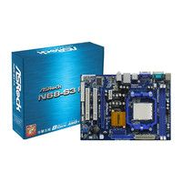 PLACA MAE MB ASRock p/ AMD N68-S3 FX AM3