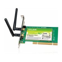 TP-Link Adaptador Wireless 300Mb PCI - TL-WN851ND