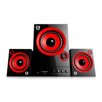 C3 Tech Speaker 2.1 Super Bass 8+8+15W SP-105UM BK