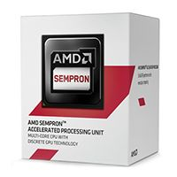 Processador AMD Sempron 2650 1.45 Ghz 1MB AM1 Box SD2650JAHMBOX
