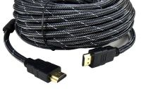 Cabo Hdmi 10 Metros 10mt 1.4 Full Hd Tv Led 3d Ps3 Xbox Pc