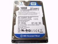 Hd notebook 160gb Wd Blue Wd1600bevt Western Digital 2.5