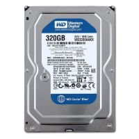 Hd Interno 320gb 7200rpm Sata 2 - Western Digital
