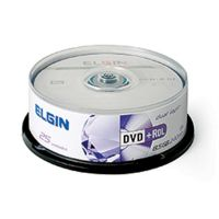 DVD+R DL  8.5GB ELGIN C/25 DUAL LAYER