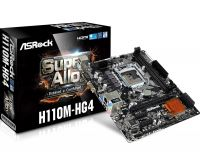 PLACA MAE H110M-HG4 DDR4 SOCKET 1151 HDMI BOX ASROCK