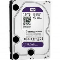 HD 1 TB P/CFTV SATA 6 Gb/s 5400 rpm PURPLE WD10PURX WESTERN DIGITAL