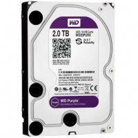 HD 2 TB P/CFTV SATA 6 Gb/s 5400 rpm PURPLE WD20PURZ WESTERN DIGITAL
