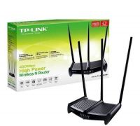 ROTEADOR HIGH POWER WIRELESS N 300 Mbps 1000mw TL-WR841HP TP-LINK