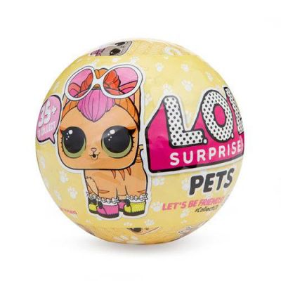 Boneca Lol Pets Surprise Doll Serie 3 - L.o.L