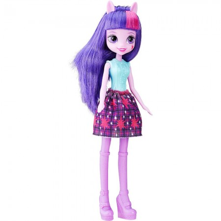 My Little Pony Equestria Girl Twilight Sparkle - Hasbro  - foto principal 1