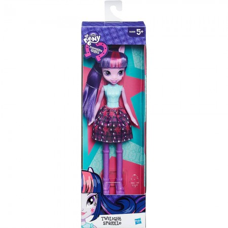 My Little Pony Equestria Girl Twilight Sparkle - Hasbro  - foto principal 2