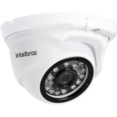 Câmera 4564010 Ip Dome Vip 1120 d 20mt/am - Intelbras