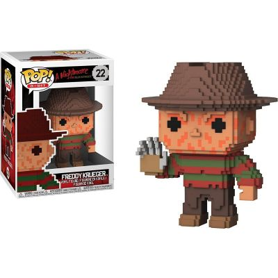 Freddy Krueger Funko 8-Bit Pop! Horror