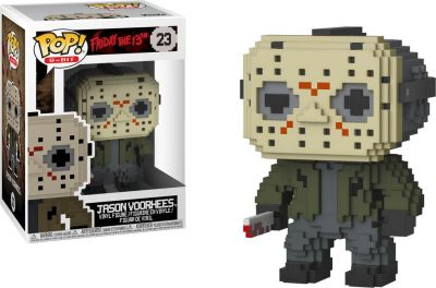 Jason Voorhees Funko 8-Bit Pop! Horror  - foto 1