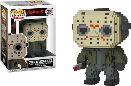 Jason Voorhees Funko 8-Bit Pop! Horror  - foto principal 1