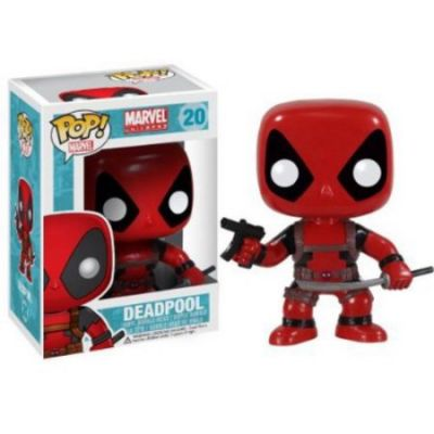 Deadpool Funko Pop Marvel