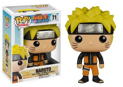Naruto Funko Pop! Animation Naruto