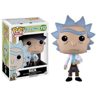 Rick Funko Pop! Animation Rick & Morty