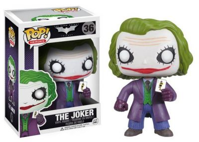 Coringa Funko Pop! Heroes Dark Knight Movie