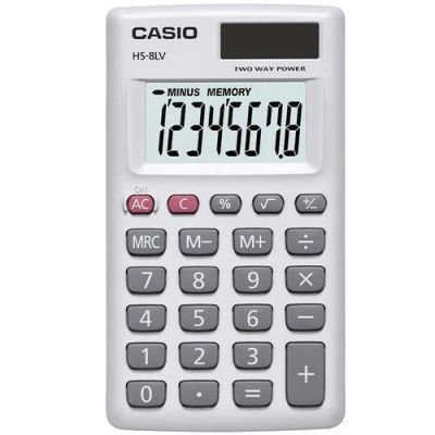 Calculadora Casio HS-8LV-WE