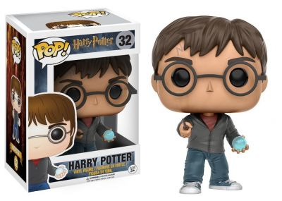 Harry Potter Prophecy Funko Pop! Movies Harry Potter
