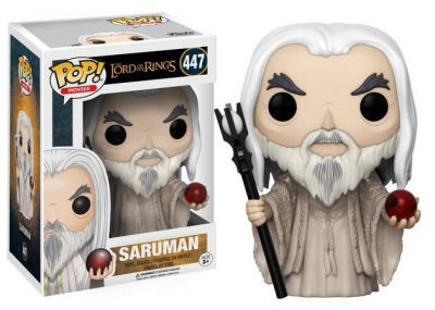 Saruman Funko Pop! Movies Lord Of The Rings