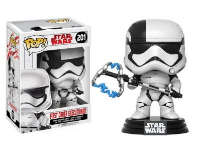 First Order Executioner Funko Pop! Star Wars The Last Jedi