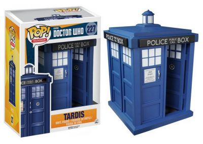 Tardis Funko Pop! Television Doctor Who Super Size 6''