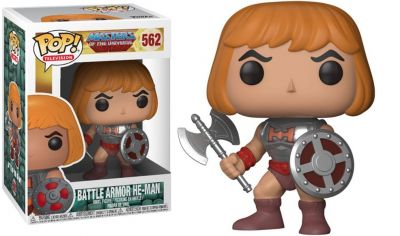 He-Man Funko Pop! Television Masters Of The Universe  - foto 1