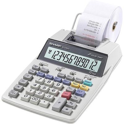 Calculadora de Mesa EL 1750V - Sharp