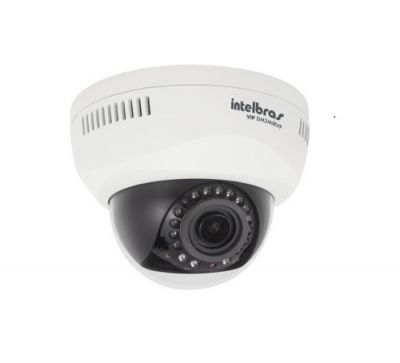 Camera Ip Dome 2mp C/ Ir Varif.15 Mts 4564104 - Intelbras