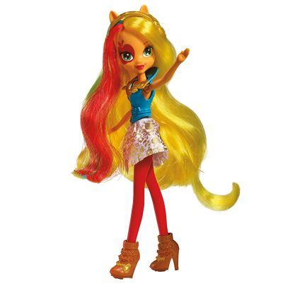 Apple Jack - My Little Pony - Equestria Girls - Hasbro