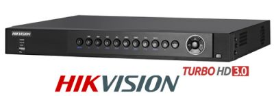 Dvr Hd 4 Ch Pentaflex 3/5mp Turbo Ds-7204huhi-f1/n - Hikvision