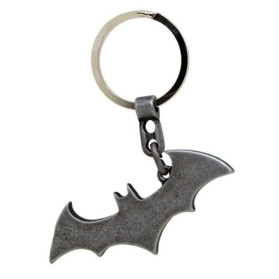 Chaveiro Dc Originals Logo Batman Dark Metal - Beek  - foto 2