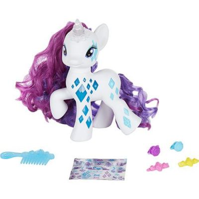 Rarity My Little Pony - Cutie Mark Magic - Glamour Glow - Hasbro