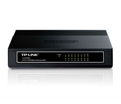 Hub Switch 16 Portas Tl-sf1016d - Tp-link  - foto 1
