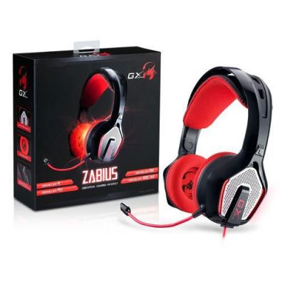 Headset Zabius Gx Gaming Hs-G850 - Genius