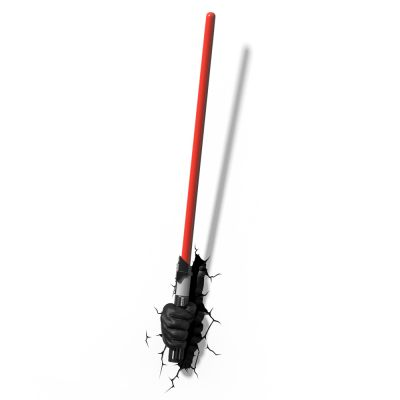 Luminária 3D Light FX Star Wars Sabre Darth Vader - Beek