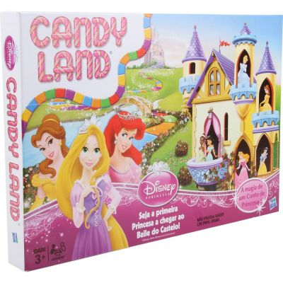 Candy Land Novo - Hasbro