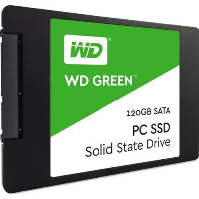 Hd SSD 120GB Green WDS120G - Western Digital