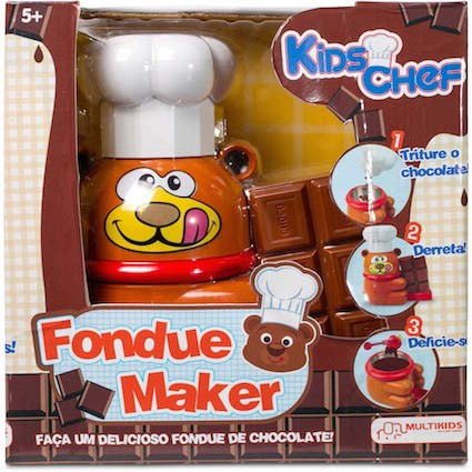 Kids Chef Fondue Maker - Multikids  - foto principal 1