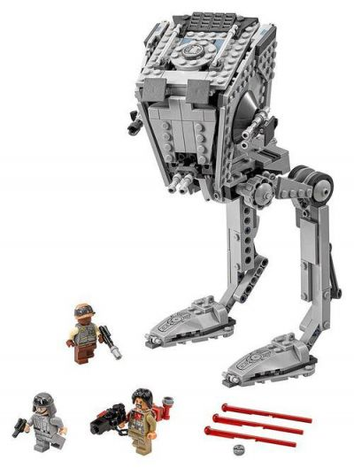 Star Wars - At-st  Walker - Lego