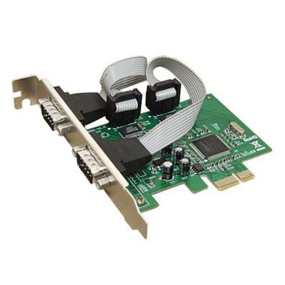 Placa PCI Express 2 Serial  9049
